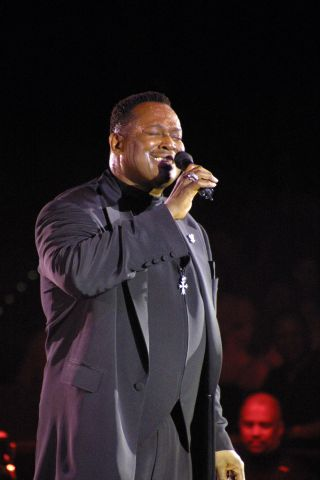 Luther Vandross Live at Westbury Music Fair