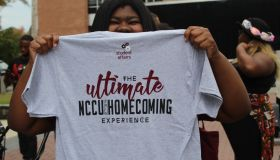 NCCU The Ultimate Homecoming Block Party