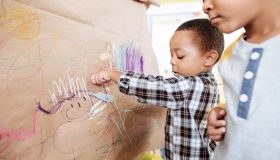 Creative lessons for kids in daycare