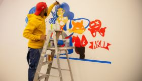 AKOO Clothing x Ewing Athletics Sneaker Collaboration Pre-Launch Event