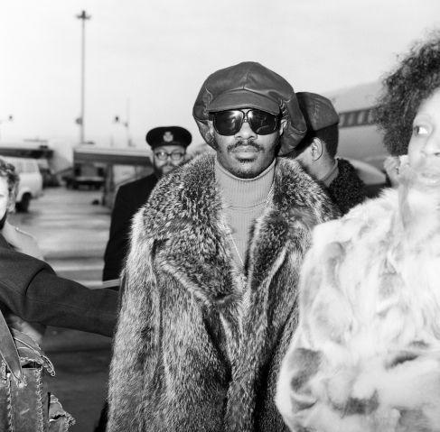 Stevie Wonder, 1974