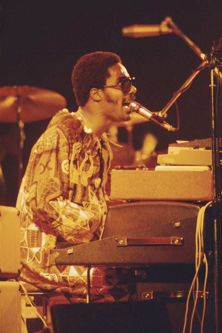 Stevie Wonder Live In London