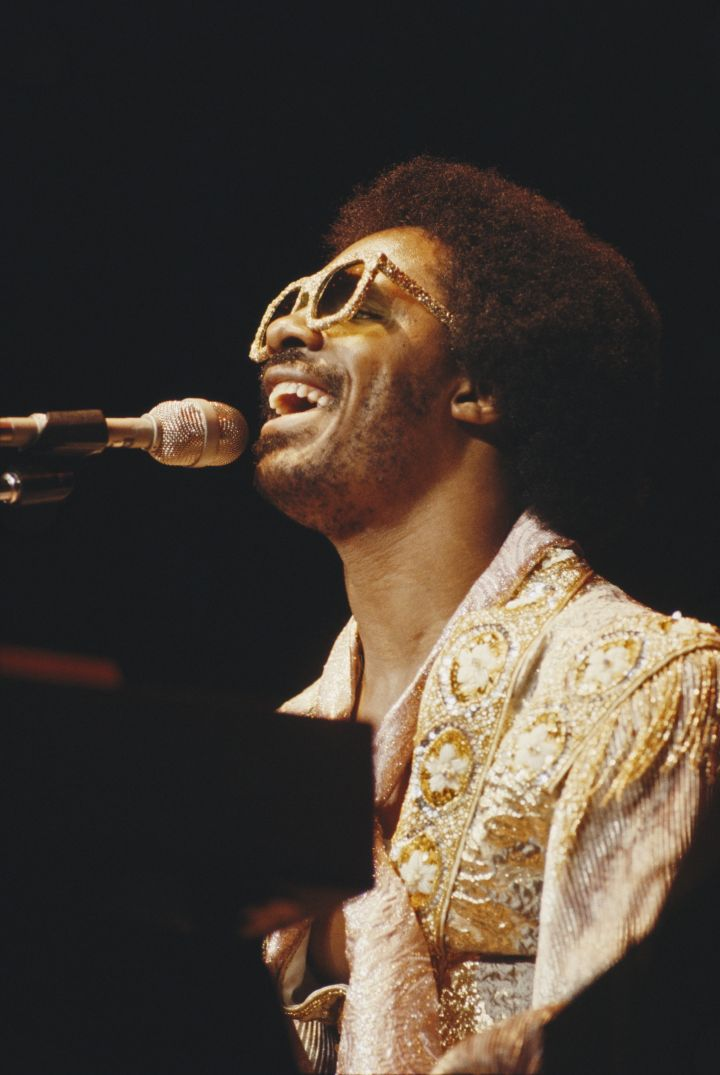 Stevie Wonder Live In New York