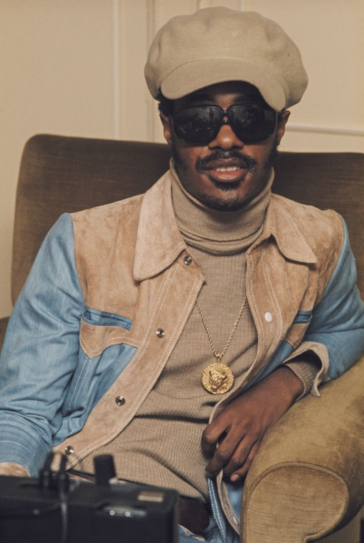 Stevie Wonder In London