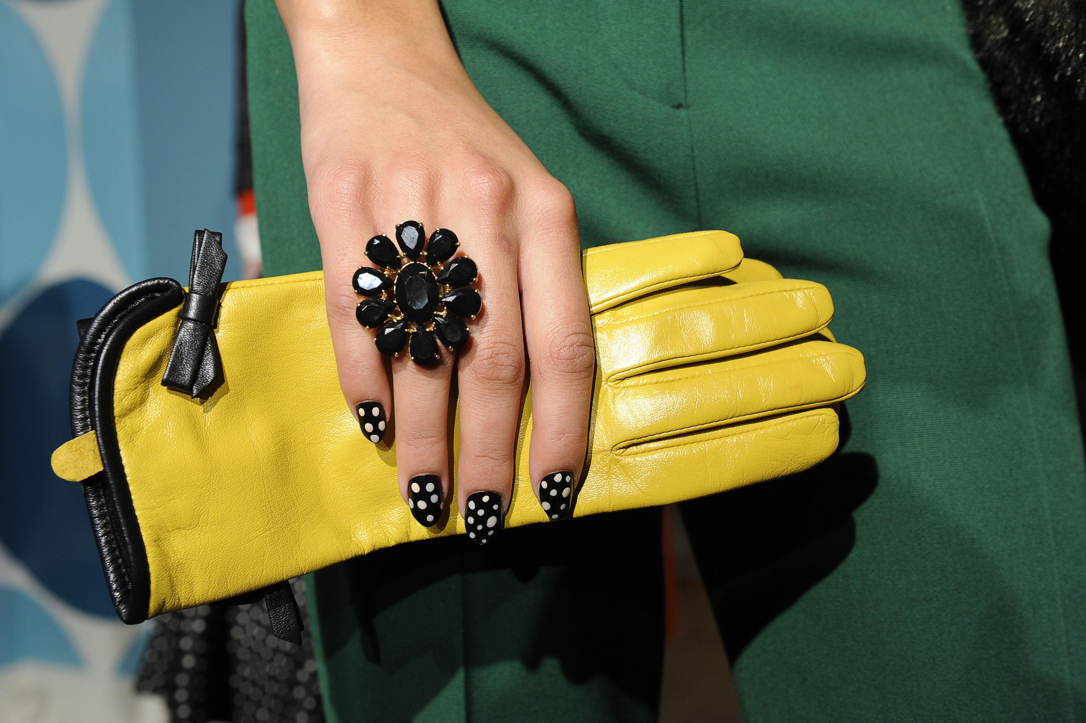 Kate Spade New York - Presentation - Fall 2012 Mercedes-Benz Fashion Week