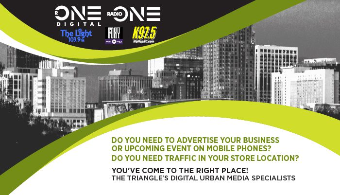 Advertise with Us - Raleigh