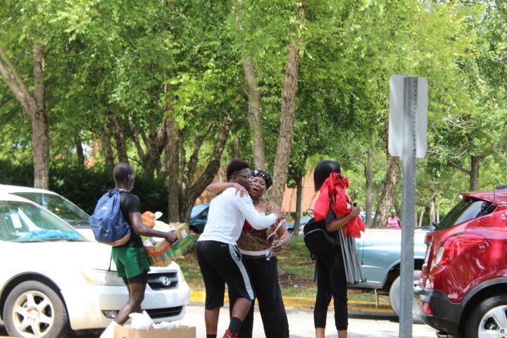 Community Distribution Day -- Radio One Raleigh