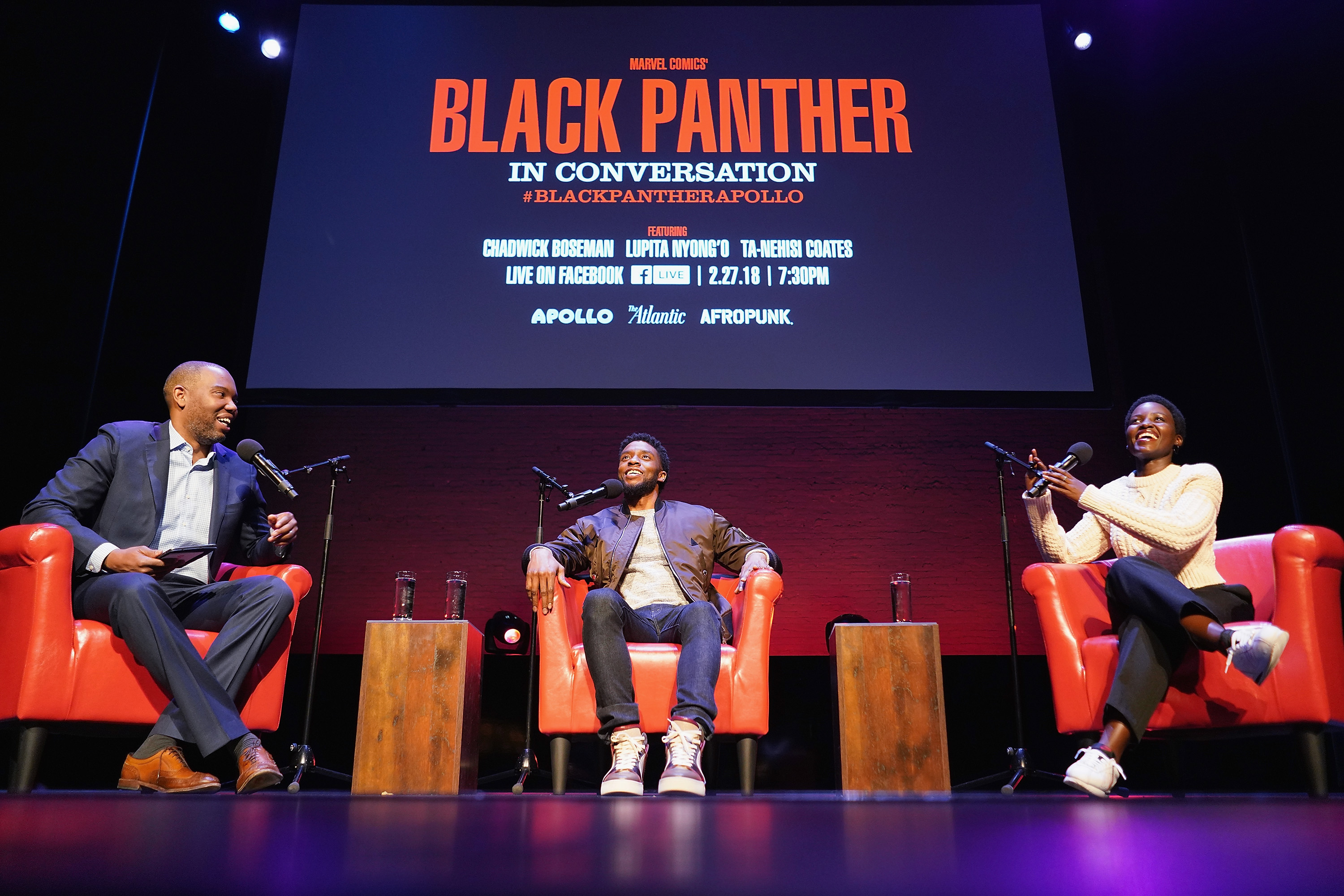Black Panther in Conversation