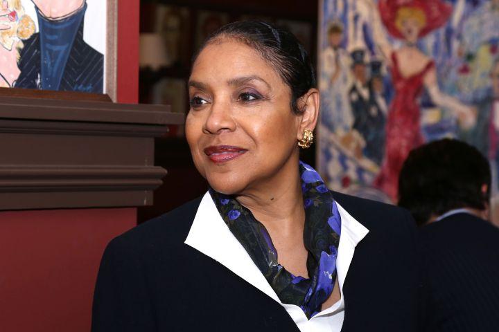 Condola Rashad Portrait at Sardi s