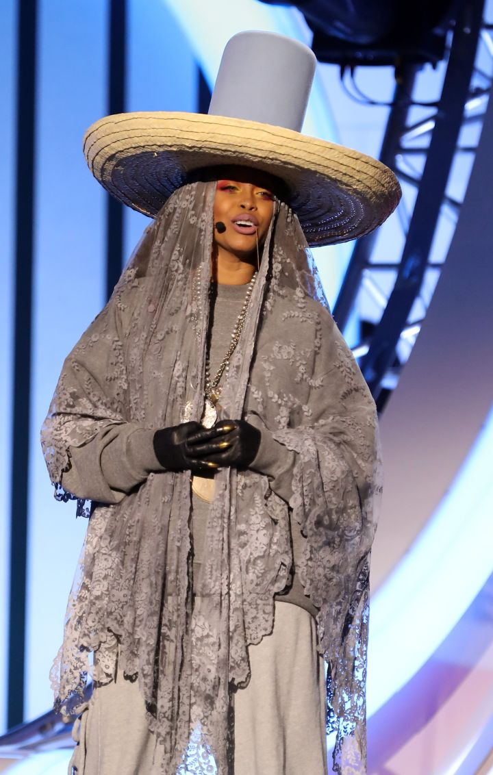 Erykah Badu Style: Now And Then
