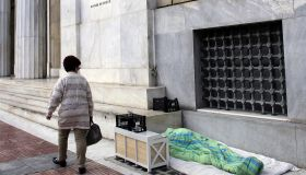 Life In Greece As Third EU Bailout Is Being Negotiated