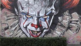 Pennywise the Clown Mural