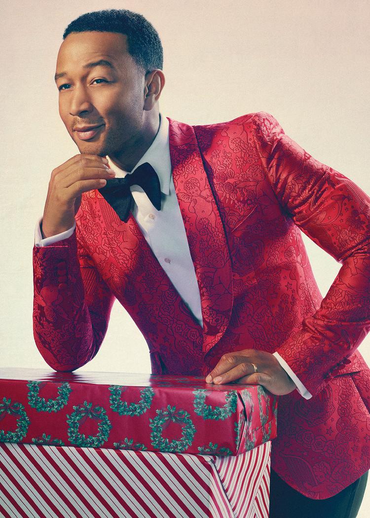 John Legend - A Legendary Christmas Flyer