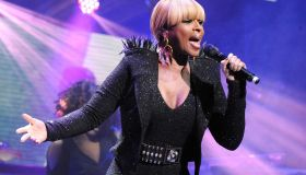 Mary J. Blige In Concert - Los Angeles, CA