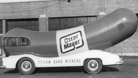Oscar Mayer Wienermobile Waiting for Business