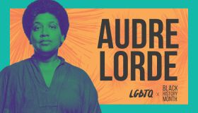 Audre Lorde LGBTQ Black History Month