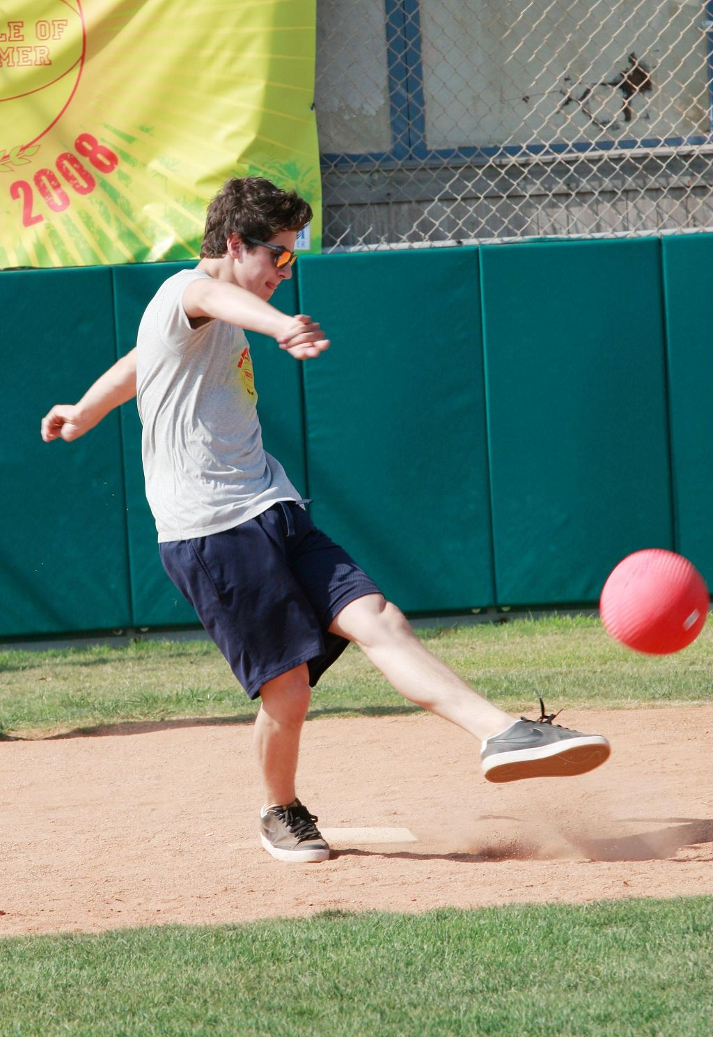 French Connection Celebrity Kickball 2008