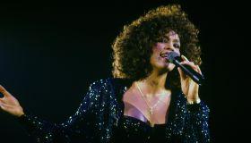 Whitney Houston Performing In Paris
