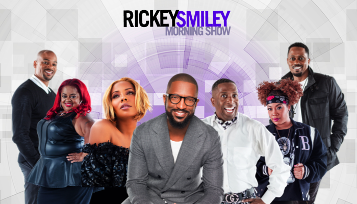 Rickey Smiley Artwork