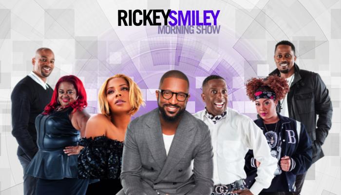 Rickey Smiley Artwork