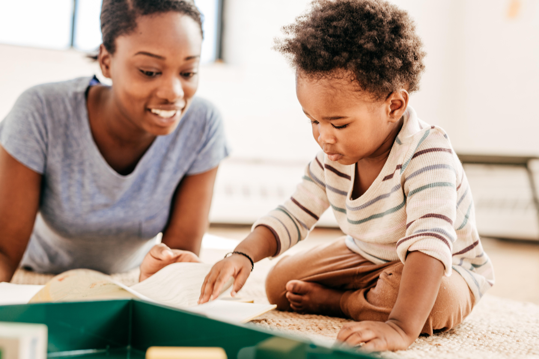 Teaching your toddler