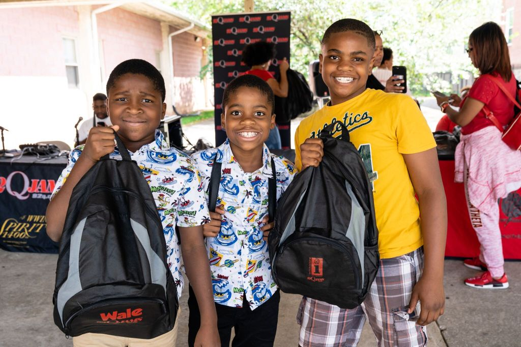 Prep For Success Back to School Rally