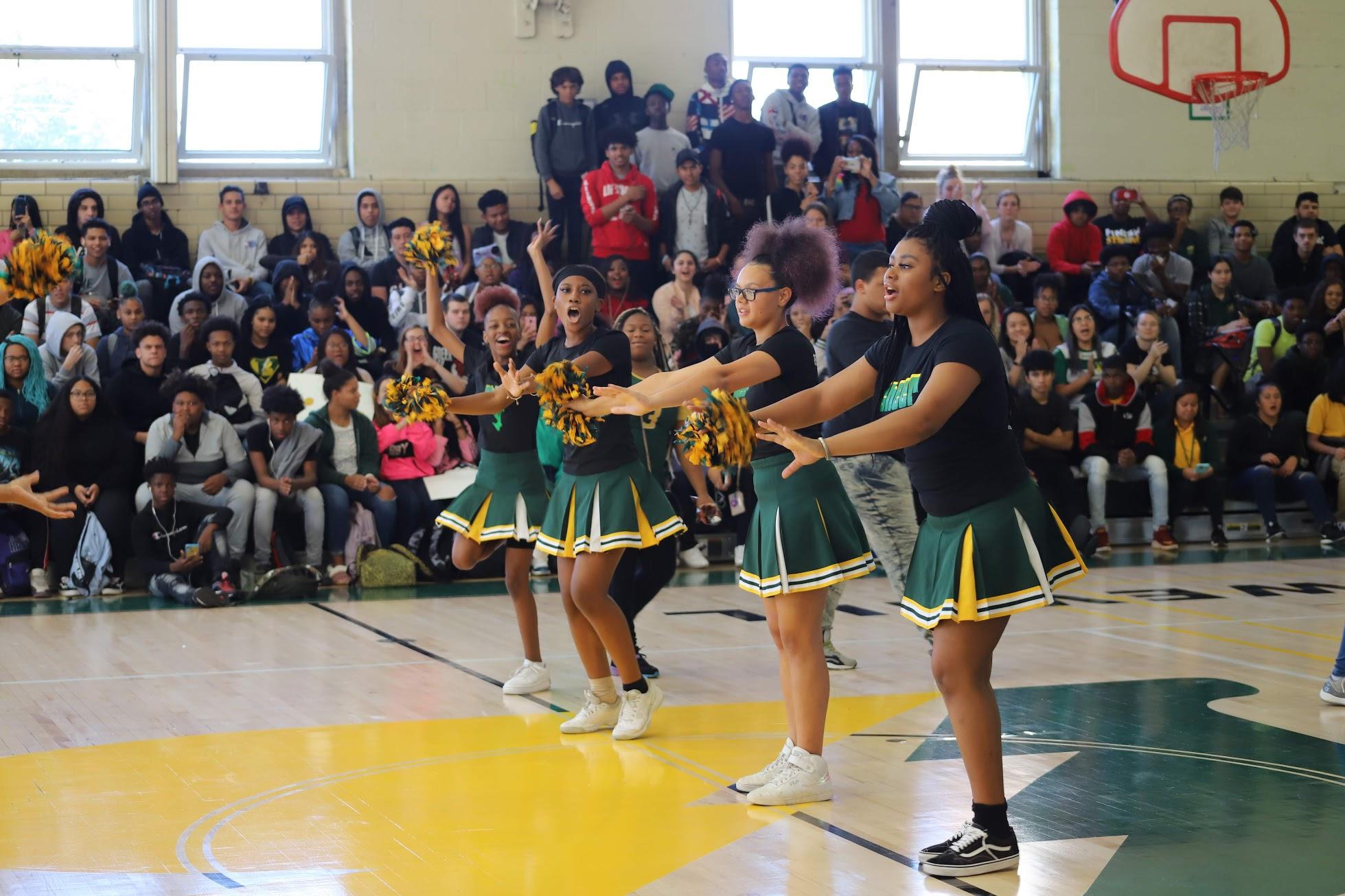 92Q Back to School Tour: Benjamin Franklin High School