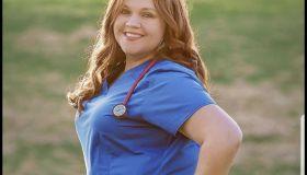 Renee Bullock, LPN-9yrs, RN-1yr - Maria Parham ICU
