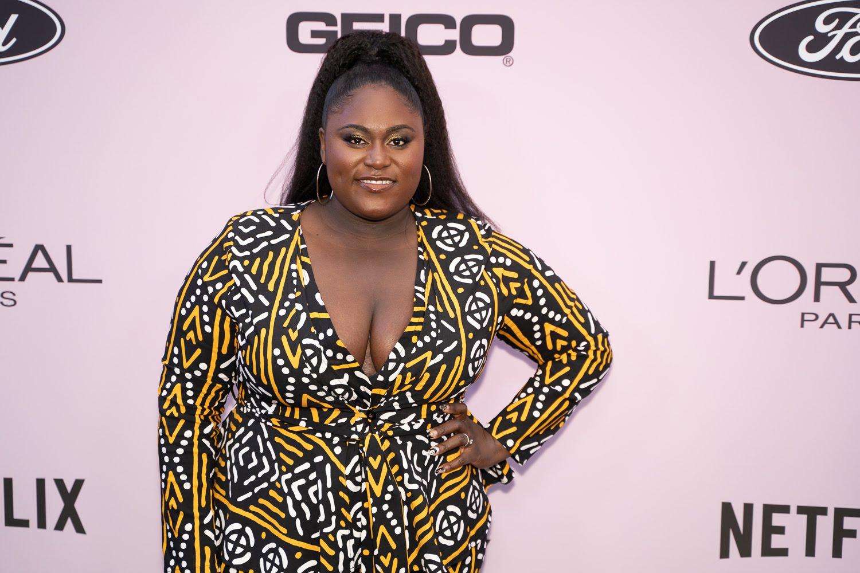 Danielle Brooks attends Essence Black Women In Hollywood