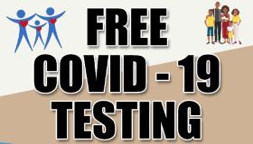 Free Covid 19 Testing this Saturday at New Shiloh Baptist Church