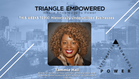 Triangle Empowered Virtual Town Hall Series Presents: {VIRTUAL EVENT}