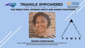 Triangle Empowered Virtual Series january