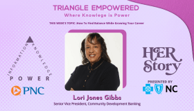 Triangle Empowered Virtual Town Hall Series