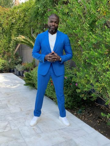 Celebrities Get Ready For The 52nd NAACP Image Awards - Virtual Experience