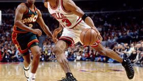 1996 NBA Finals Game 2: Seattle SuperSonics vs. Chicago Bulls