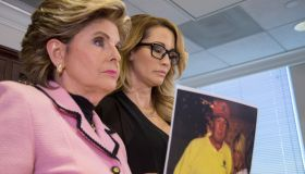 Gloria Allred Holds Press Conference Announcing New Allegations of Sexual Misconduct Against Donald Trump