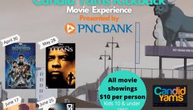 Candid Yams Movie Kickback