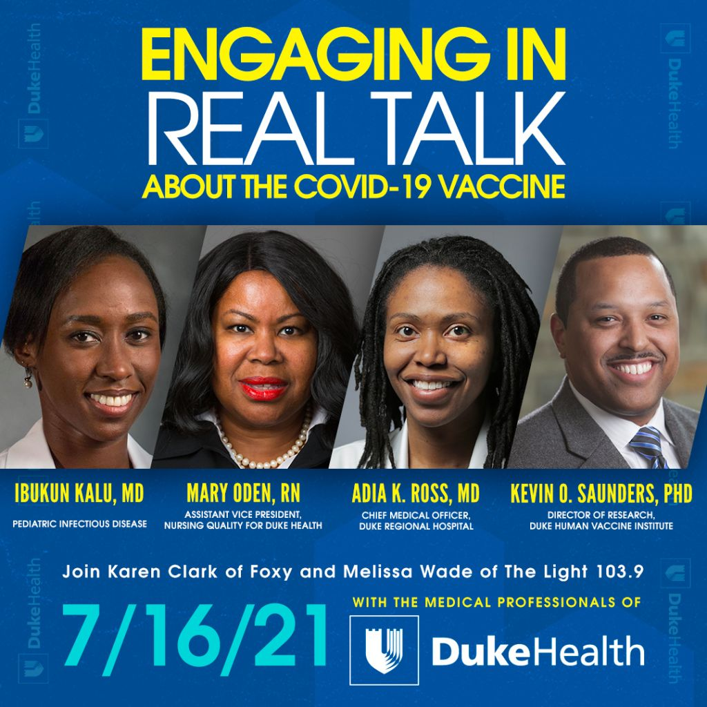 Engaging in Real Talk - Duke Health