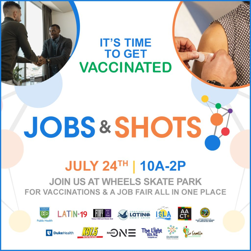 Vaccination Pop Up Event