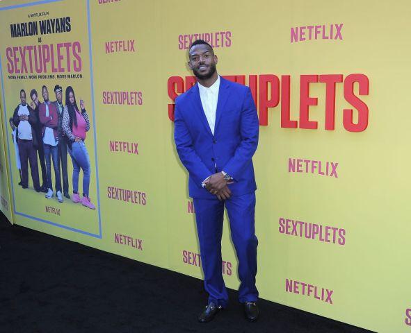 """Premiere Of Netflix's """"Sextuplets"""" - Arrivals"""