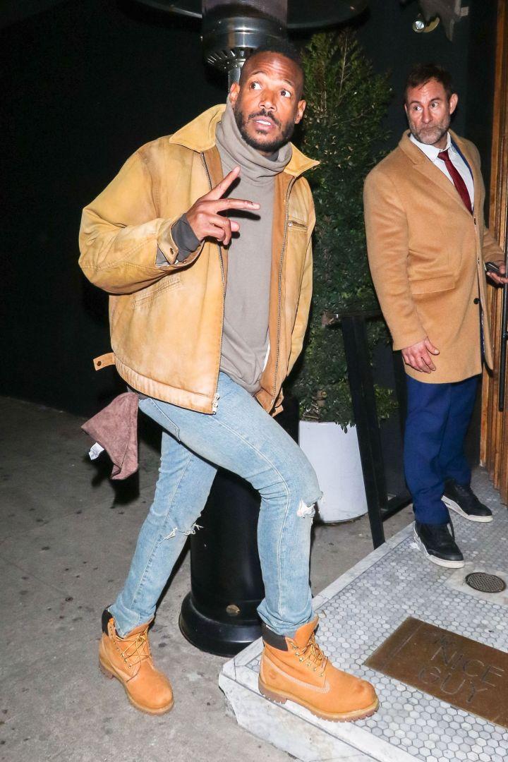 Celebrity Sightings In Los Angeles - February 08, 2019