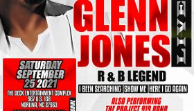 An Evening With Glenn Jones