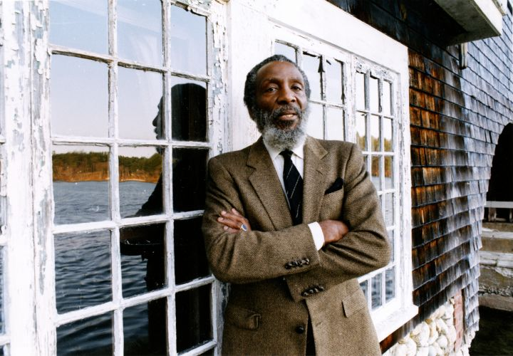 """""""I'm non-violent, but I'm damned if I'll preach non-violence to a man whose five-year-old daughter has got her head busted open by a brick."""" - Dick Gregory."""