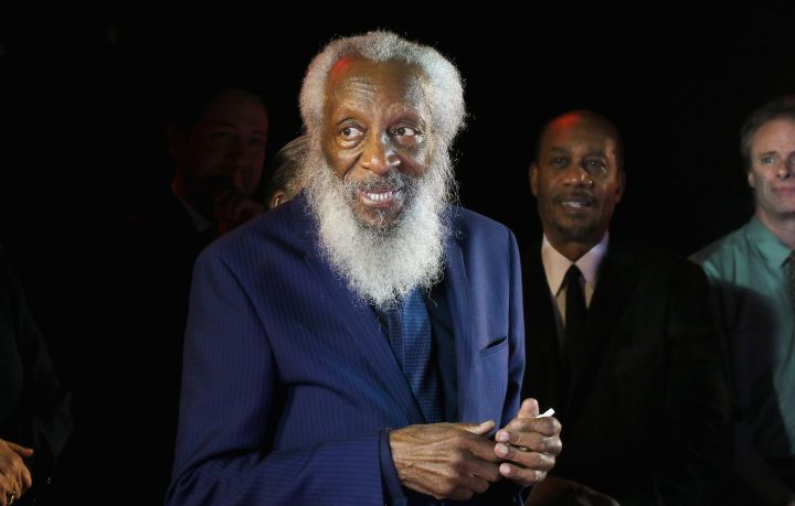 """""""Humor can no more find the solution to race problems than it can cure cancer..."""" - Dick Gregory"""