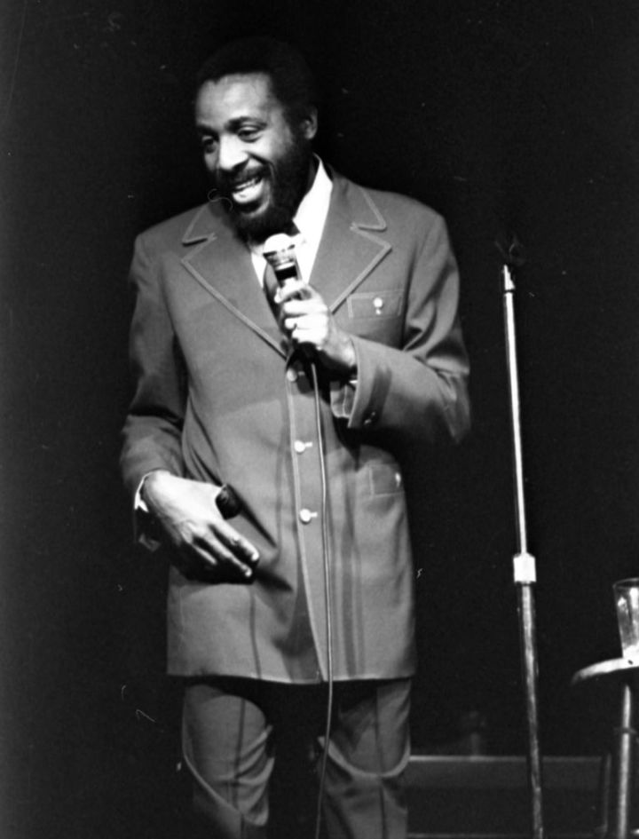 """""""They were going to laugh anyway, but if I made the jokes they'd laugh with me instead of at me..."""" - Dick Gregory"""