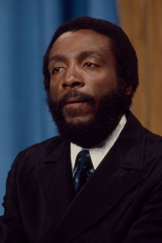 Dick Gregory Appearing On 'Comedy News'