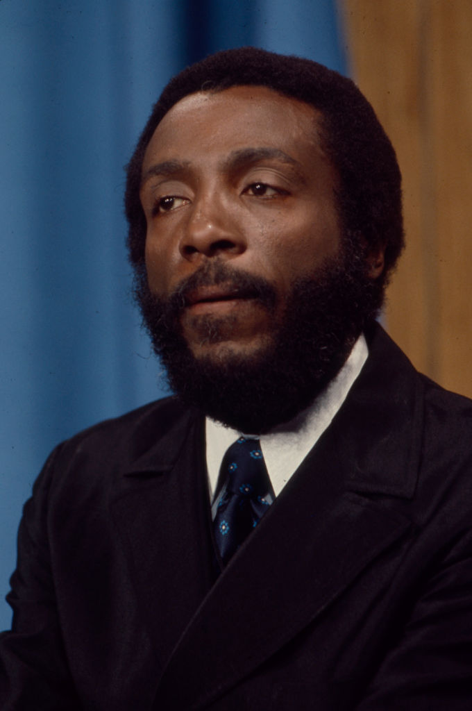 """""""When you have a good mother and no father, God kind of sits in. It's not enough, but it helps."""" - Dick Gregory"""