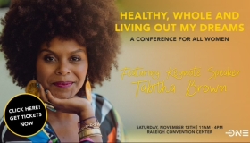 Healthy, Whole and Living Out My Dreams With Tabitha Brown