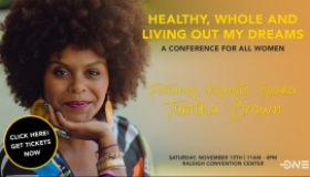 Healthy, Whole, And Living Out My Dreams With Tabitha Brown.